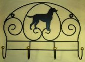 Coat Rack: Labrador Retriever