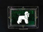 Treasure Box:  Poodle