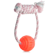 Megalast Ball with Rope
