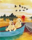 Golden Pond Print